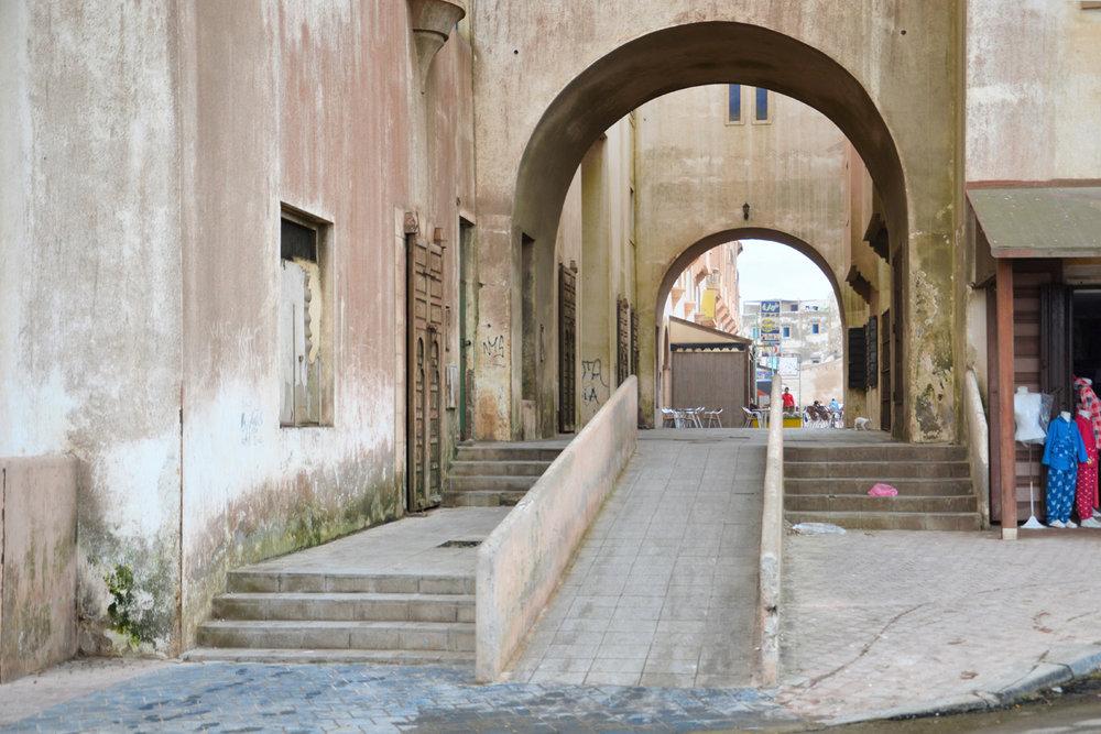Modern Essaouira