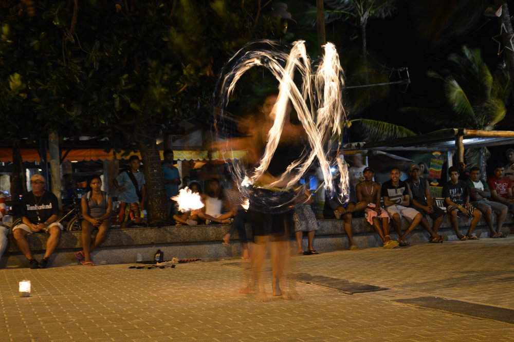 Fire performances, to see more photos, click here
