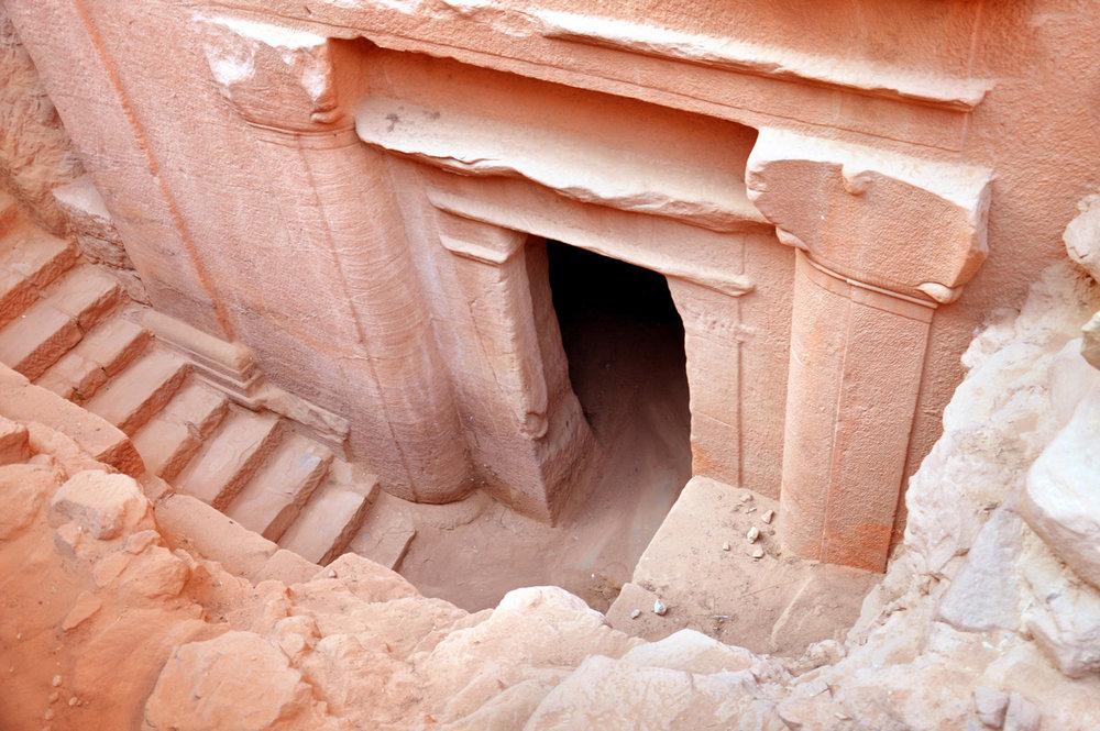 The Treasury - The underground part