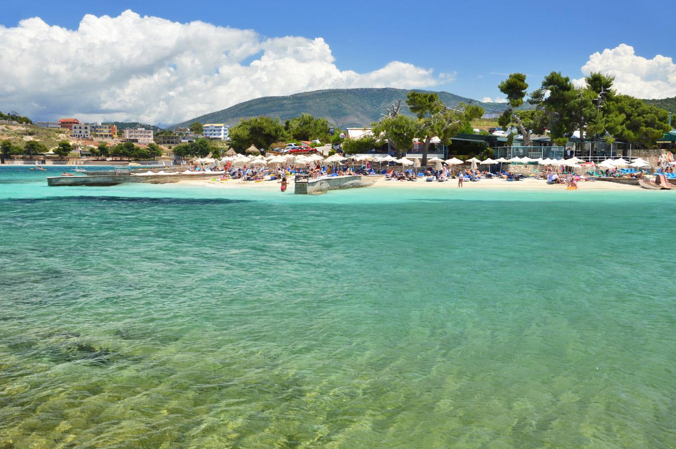 Ksamil Albania Beaches