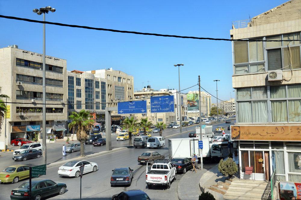 A street in Amman