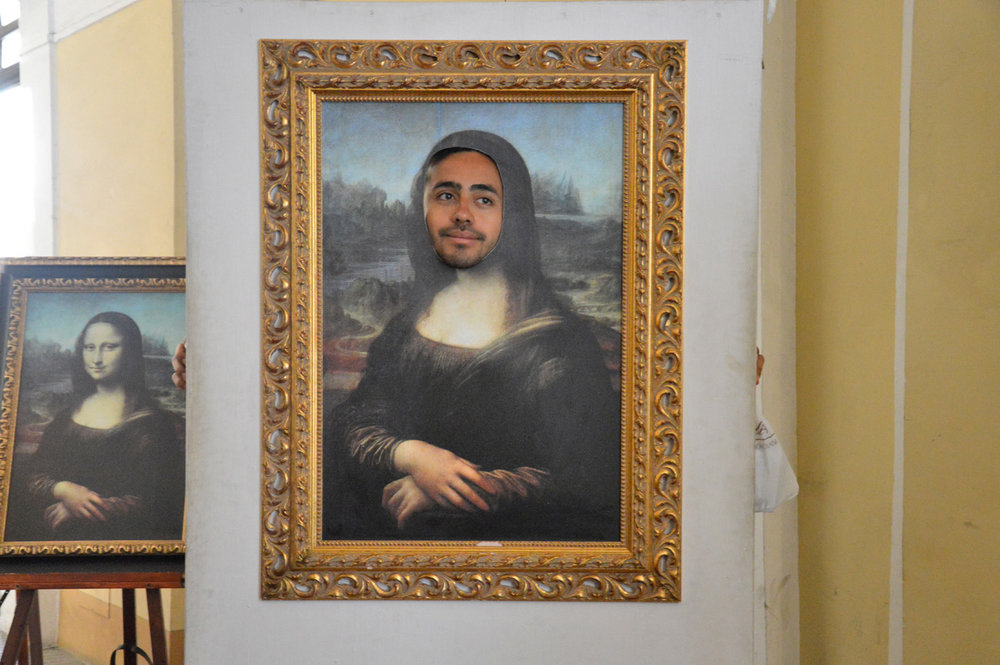 Leonardo da Vinci Museum - Everyone can be the Mona Lisa!