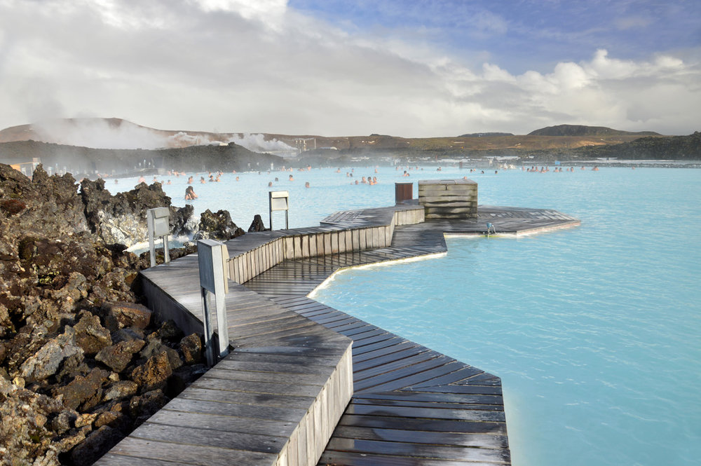 Blue Lagoon In Iceland The Most Extraordinary Geothermal