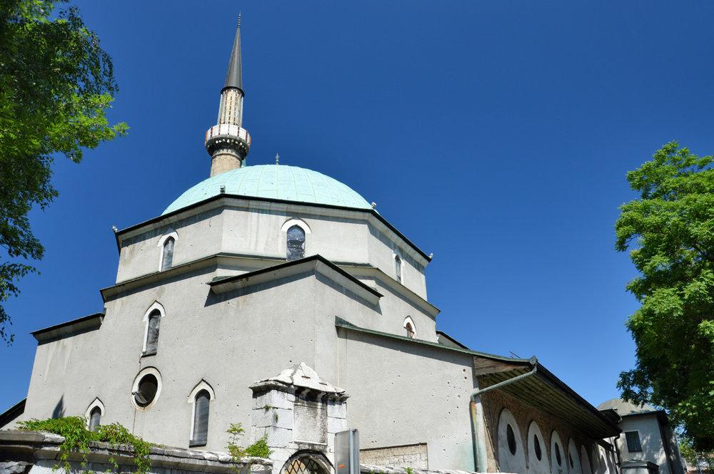 Careva Dzamija - Emperor's Mosque