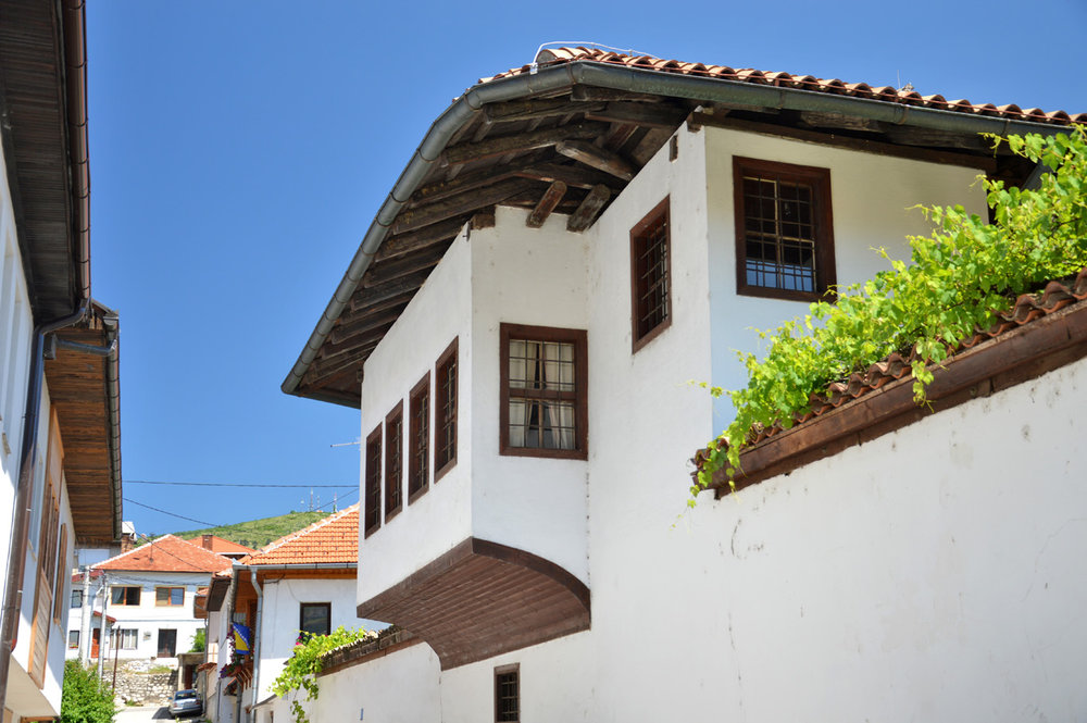 Perfect example of Ottoman architecture - Svrzo's House