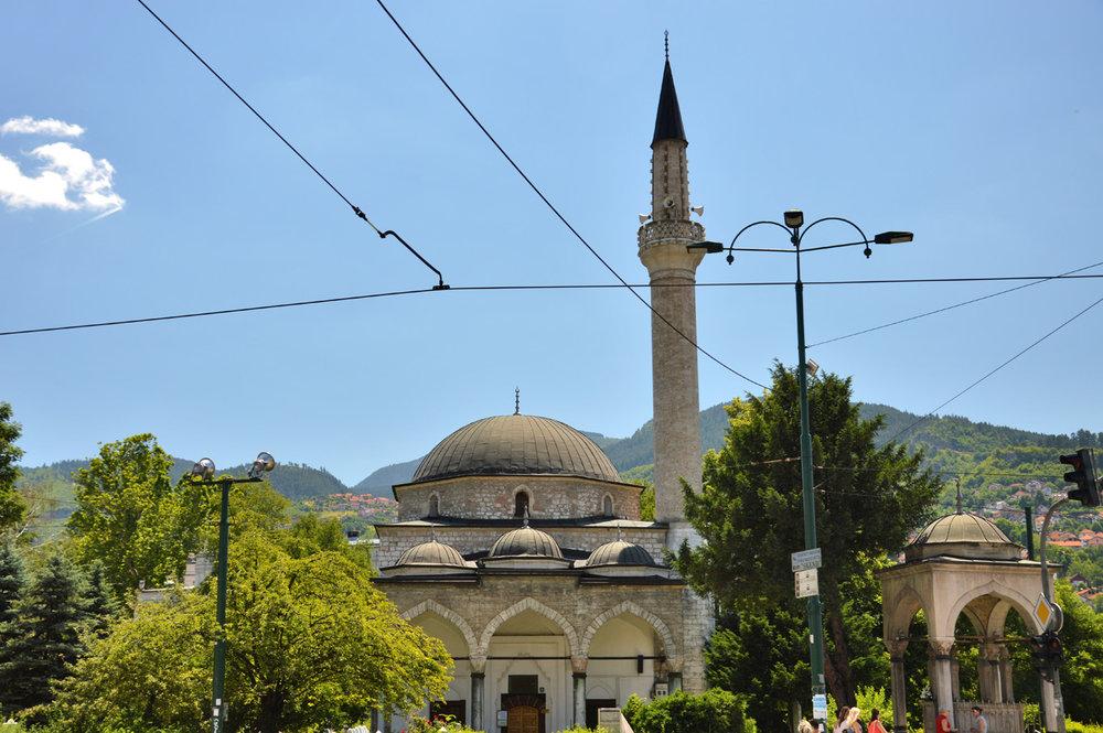 Ali Pasina Mosque