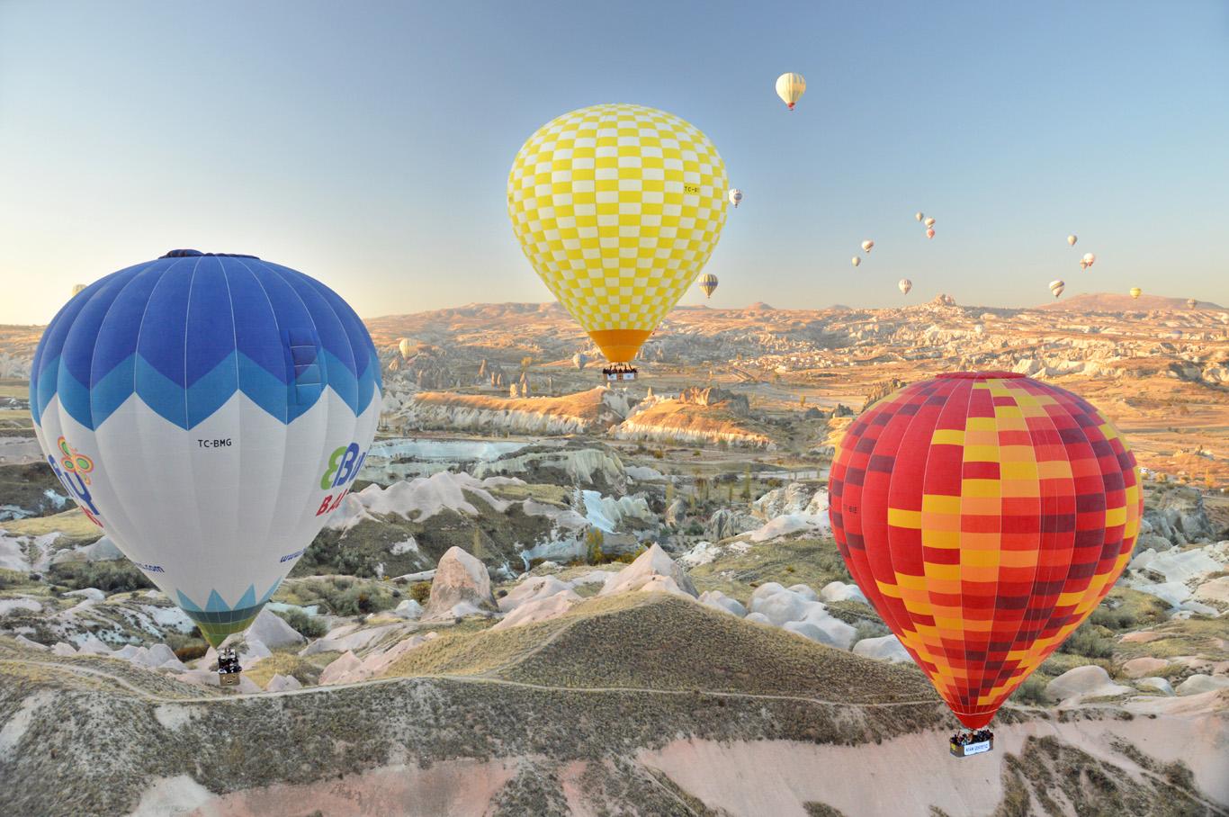 air balloon flight over cappadocia turkey is it safe and