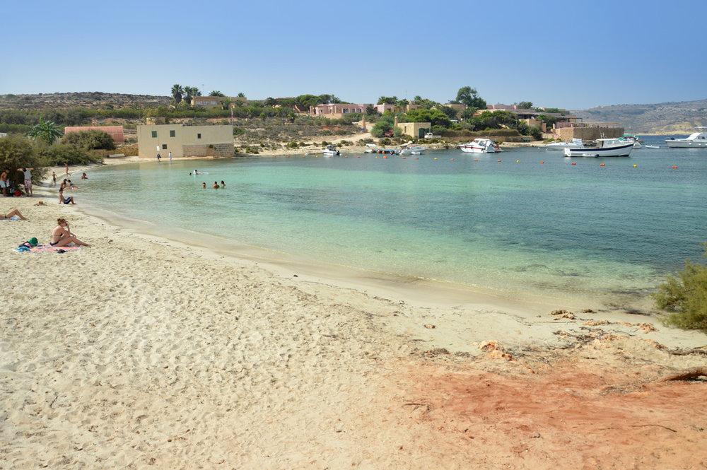 Santa Marija Bay