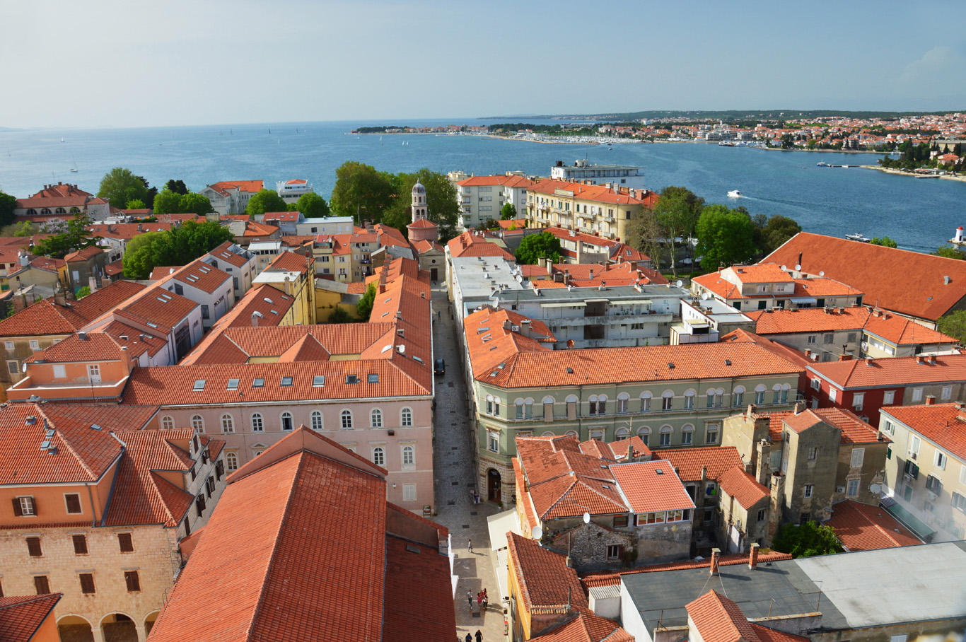 What To See In Zadar Less Known Croatia Adventurous