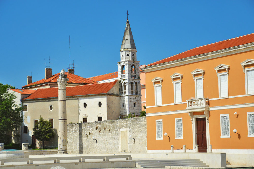 Old Town in Zadar