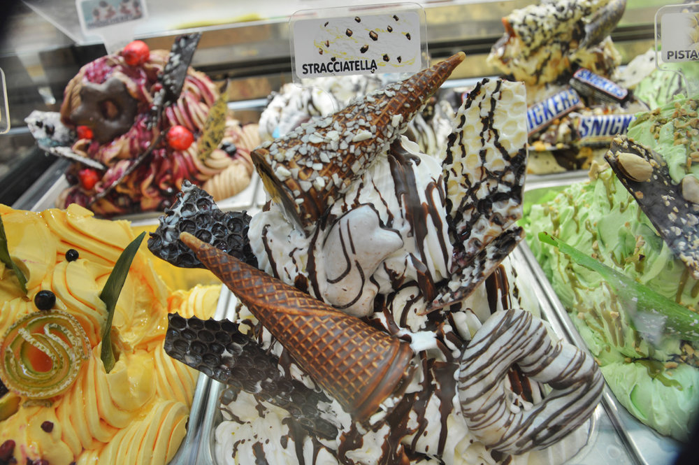 Ice cream art