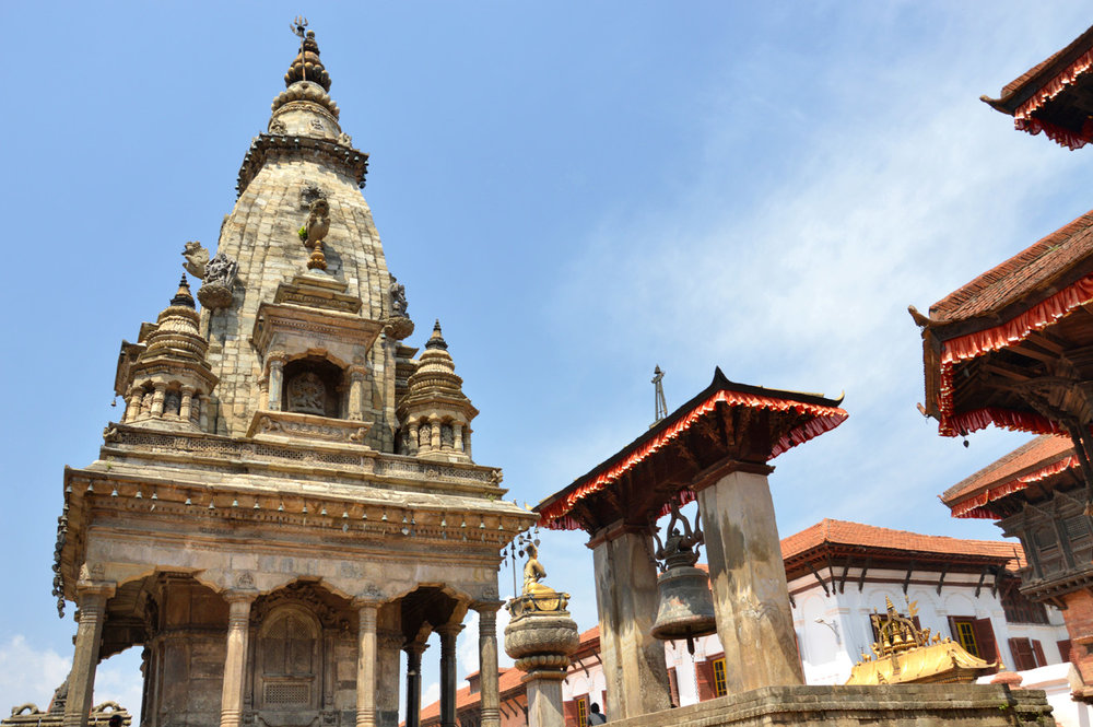 Vatsala Temple and The Big Bell
