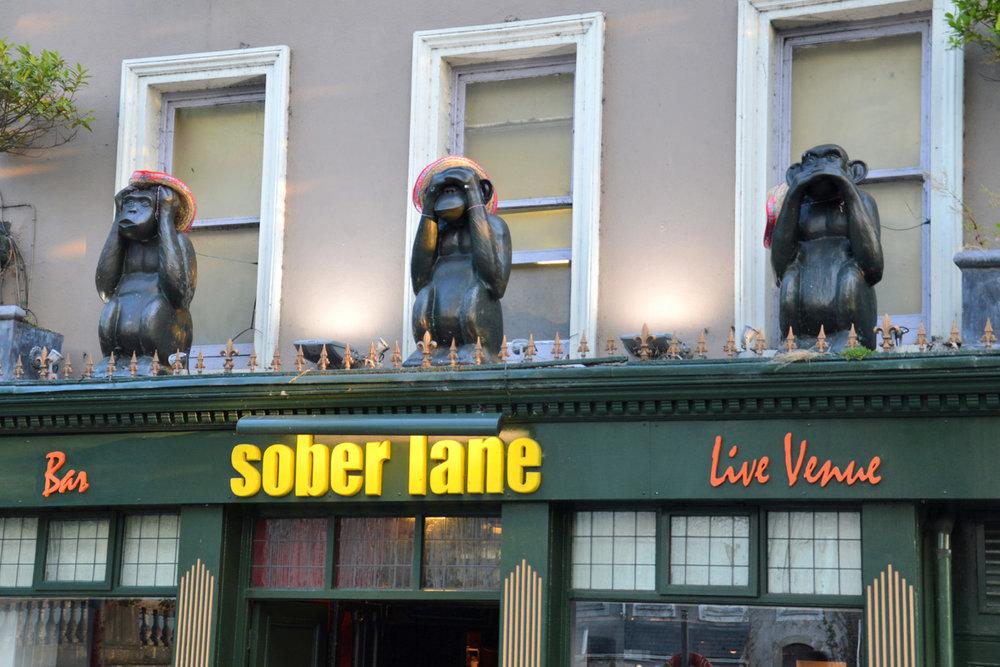 Sober Lane Pub