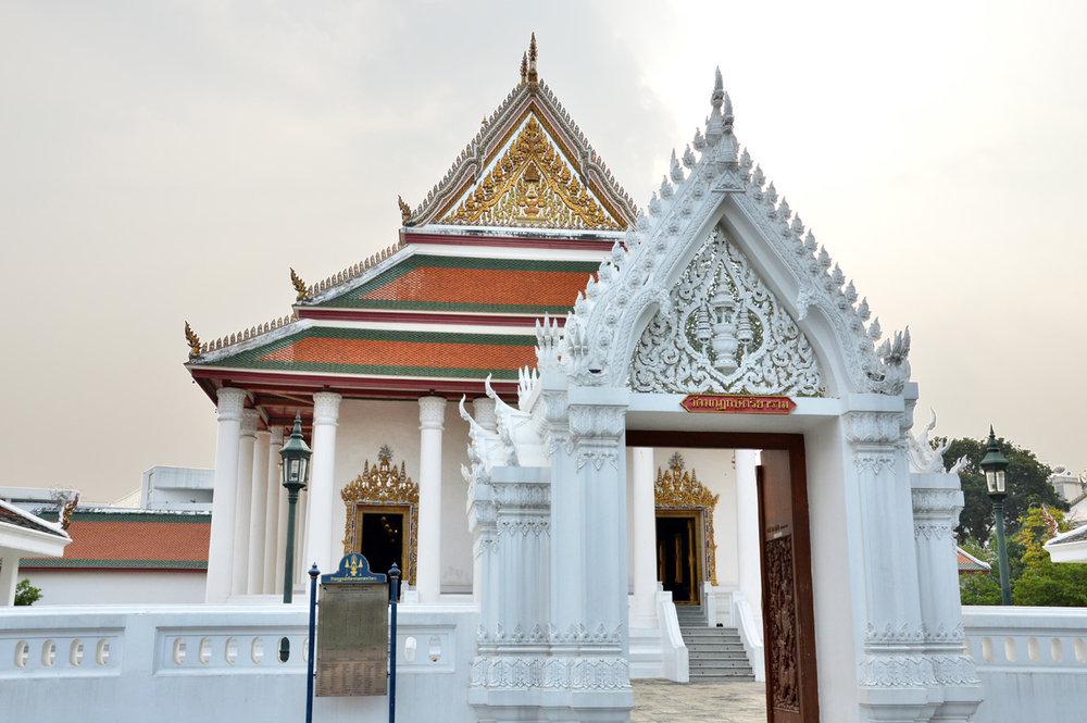 Wat Makut Kshattriyaram