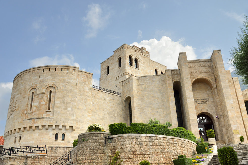 Kruja Castle and The Museum