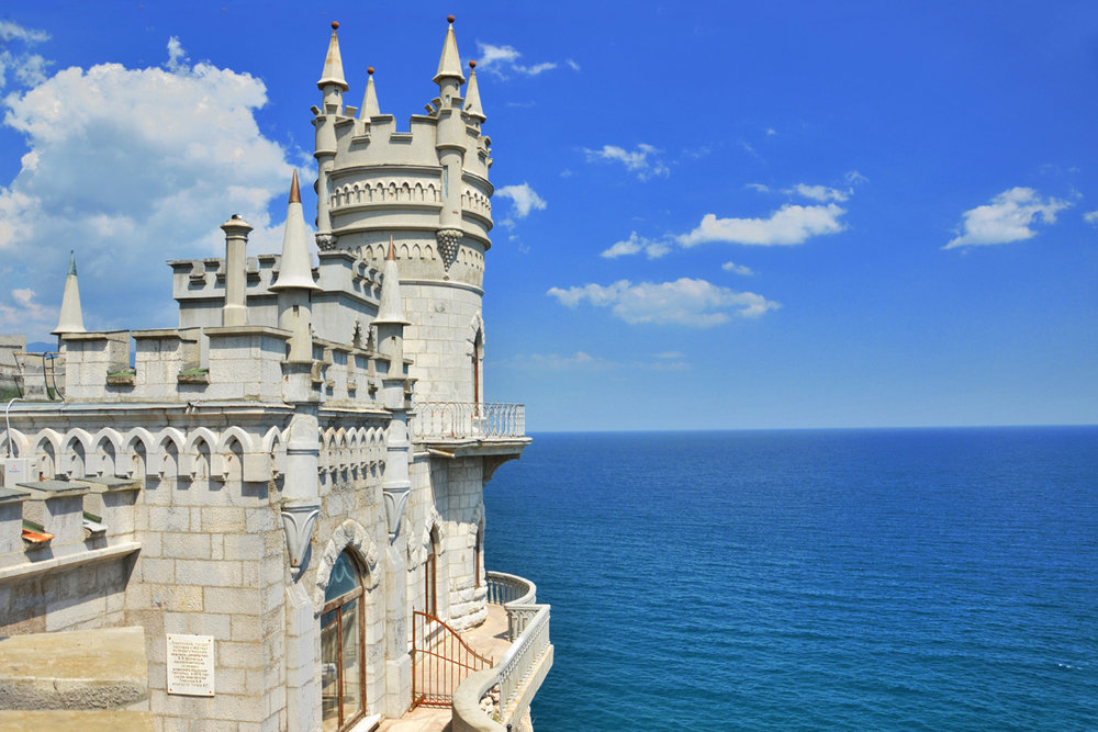 Swallow's Nest castle