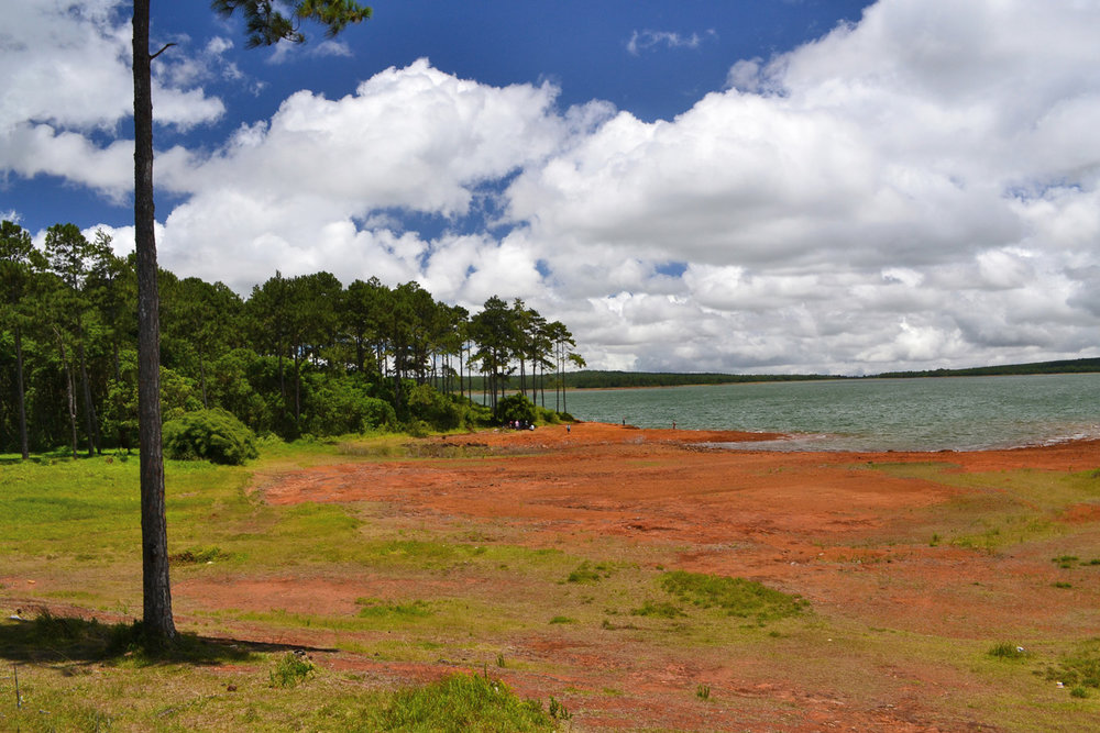 Mare vax Vacoas reservoir