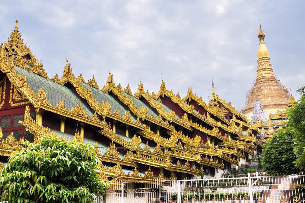 Shwegadon Pagoda