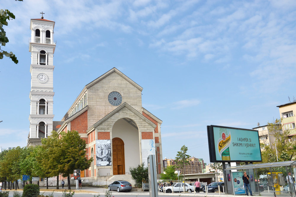 Mother Teresa Cathedral