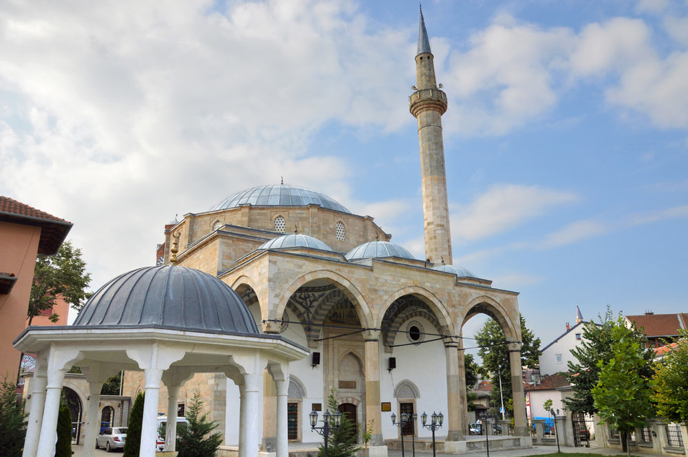 Sultan Mehmet Faith Mosque