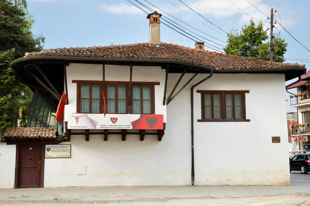 One of the very few examples of Ottoman architecture in Prishtina