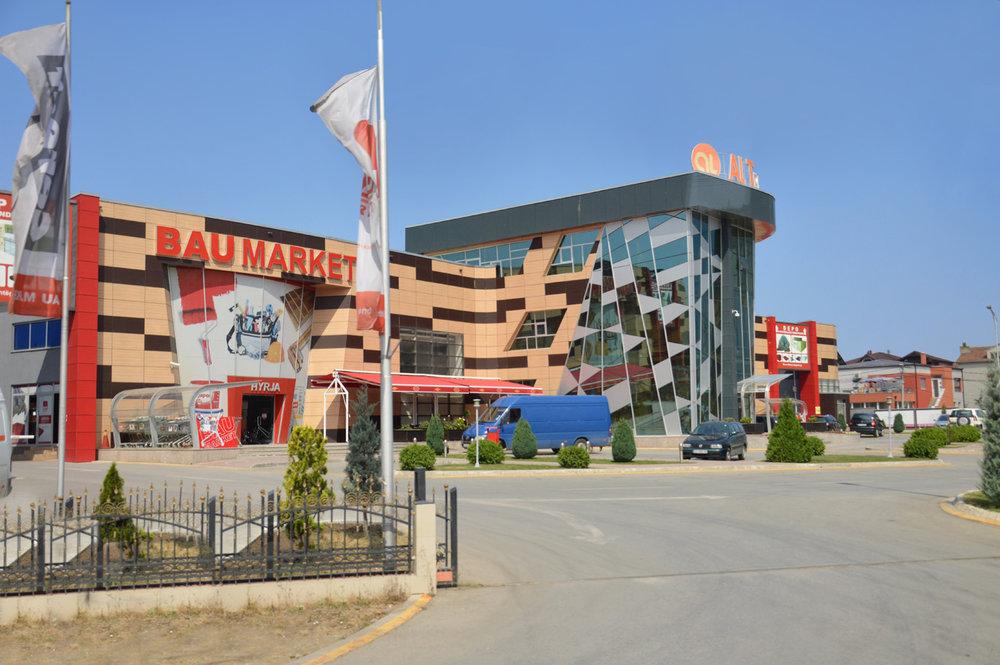 Modern Prishtina