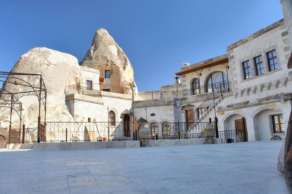 Apartments in Goreme