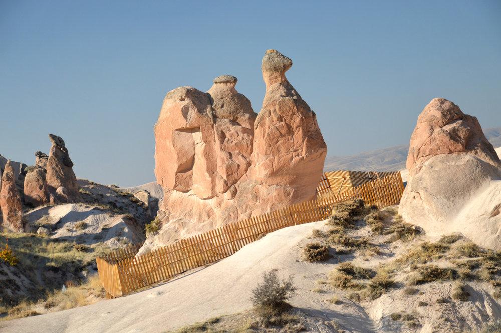 Camel formation in Devrent Valley