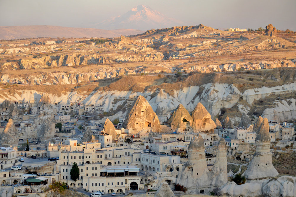 Goreme - view from Esentepe