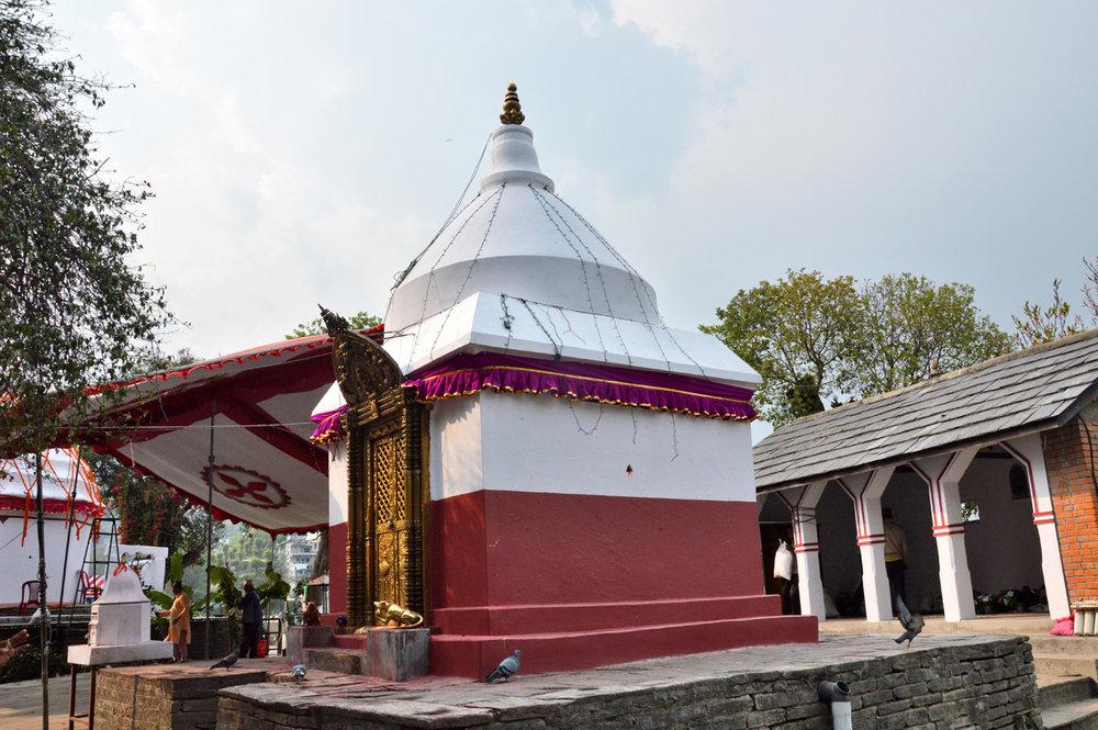 Binhyabasini Temple