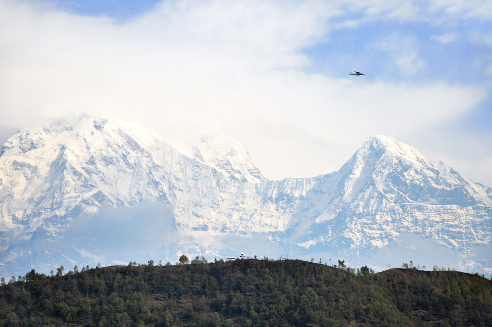 Pokhara - sightseeing flight