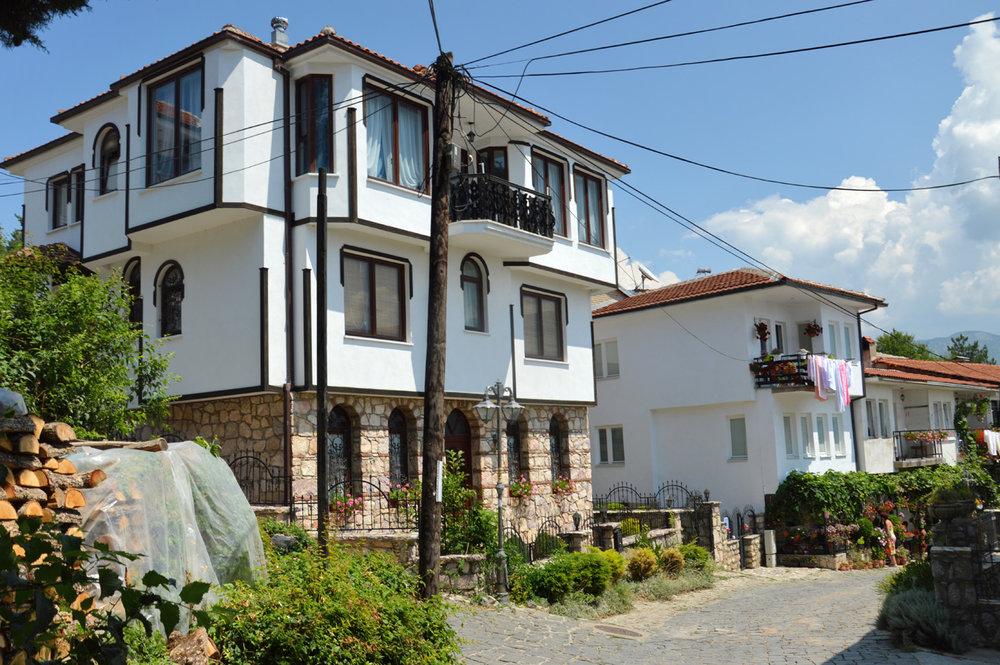 Street in Ohrid
