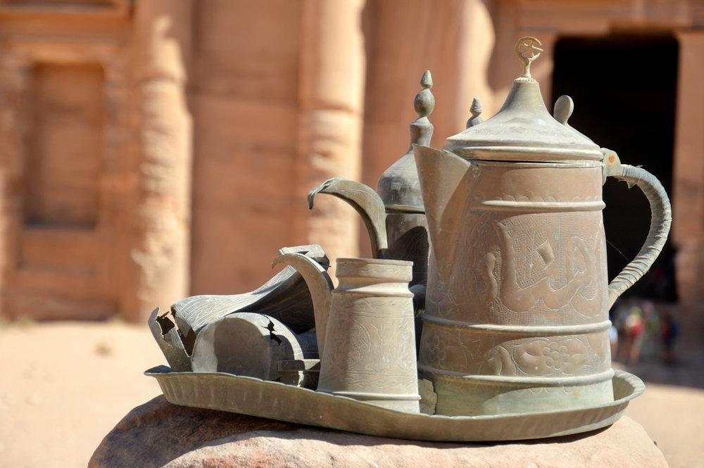 Original teapots