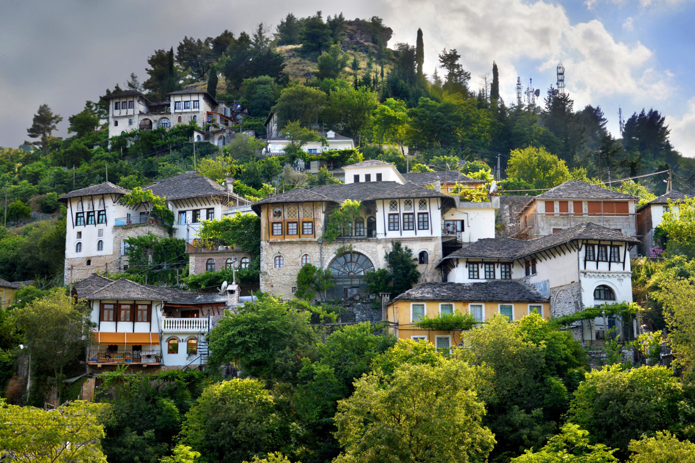 Gjirokaster - Albania's Most Beautiful UNESCO Town — Adventurous Travels |  Adventure Travel | Best Beaches | Off the Beaten Path | Best Countries |  Best Mountains Treks