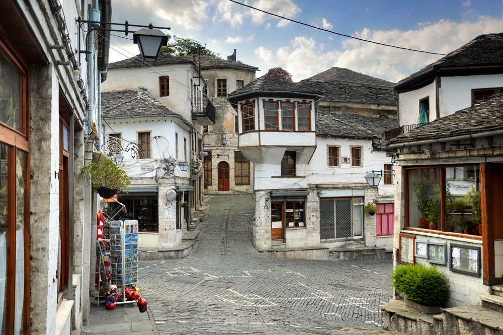 Ottoman architecture - here resembles    Tbilisi    a bit