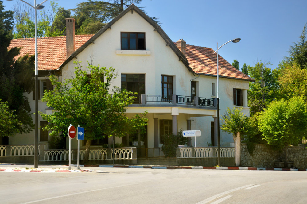 A house in Ifrane