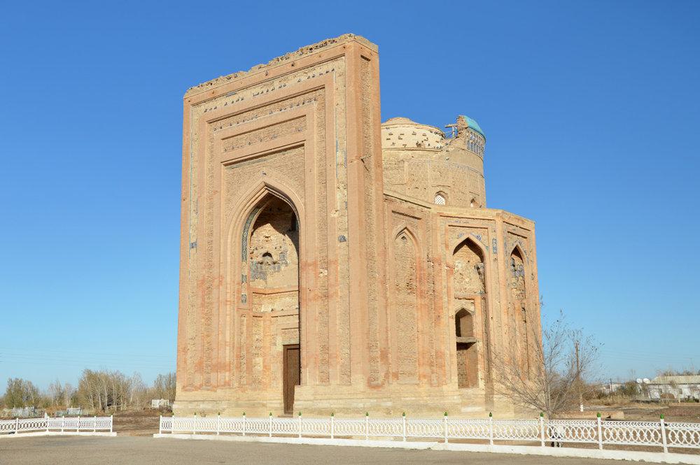 Turabek Khanum Mausoleum