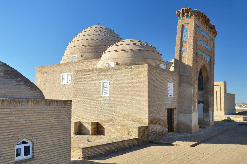 Najm ad-Din al Kubra Mausoleum