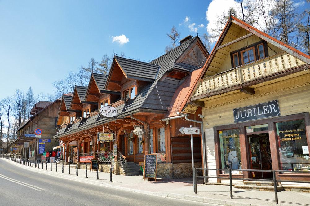 Koscieliska street