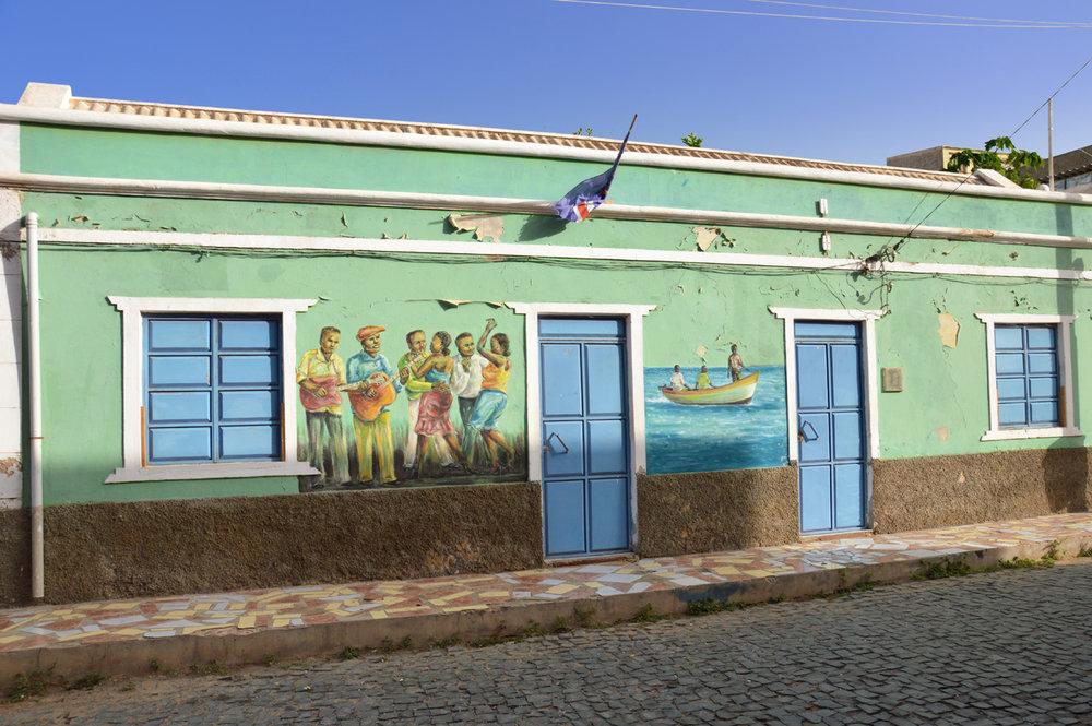 Graffiti in Espargos
