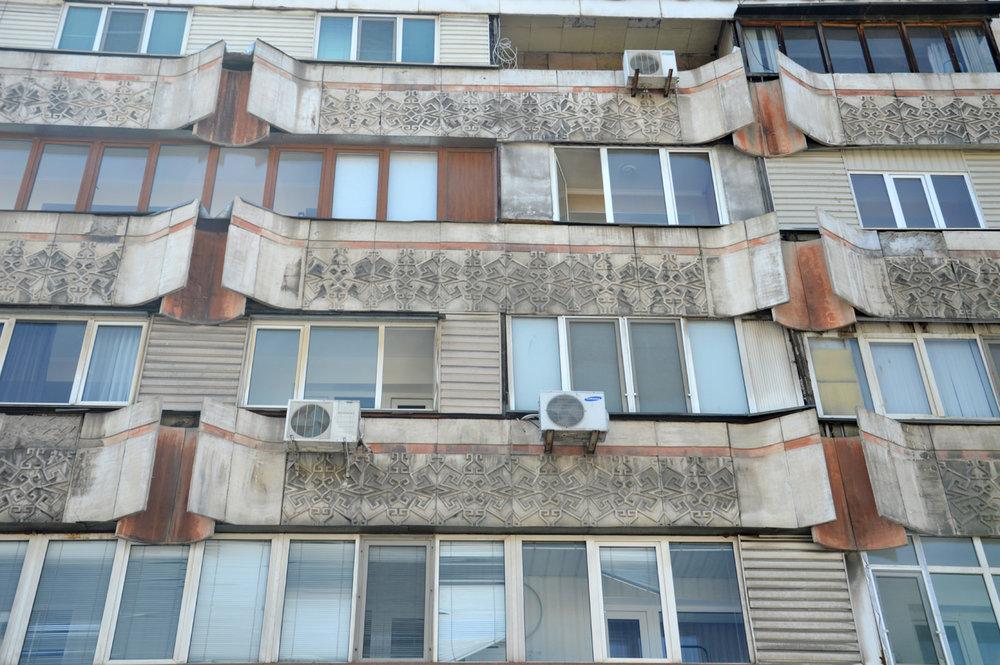 Soviet Era architecture