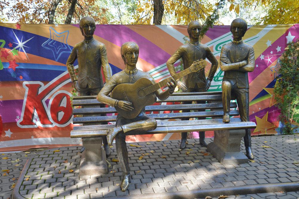 """The Beatles"" at Kok Tobe"