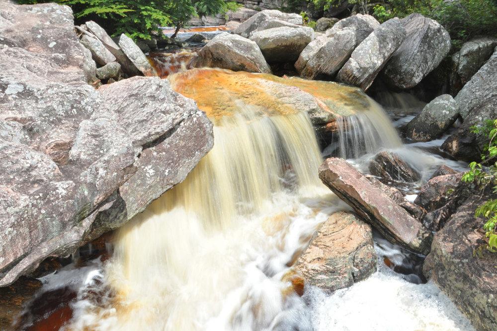 Mucugezinho river