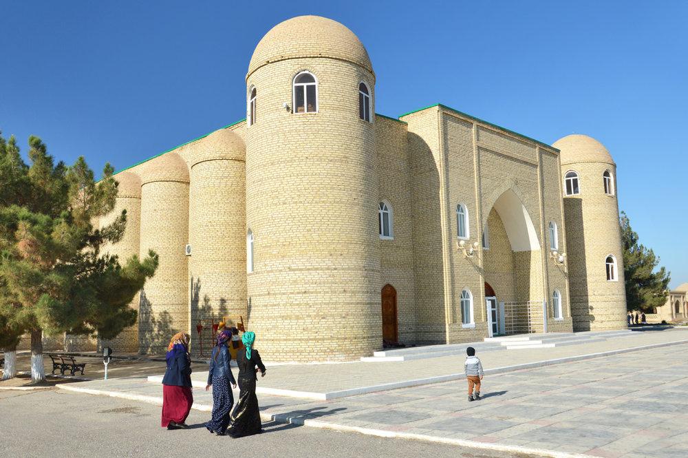 Yusuf Hamadani mosque