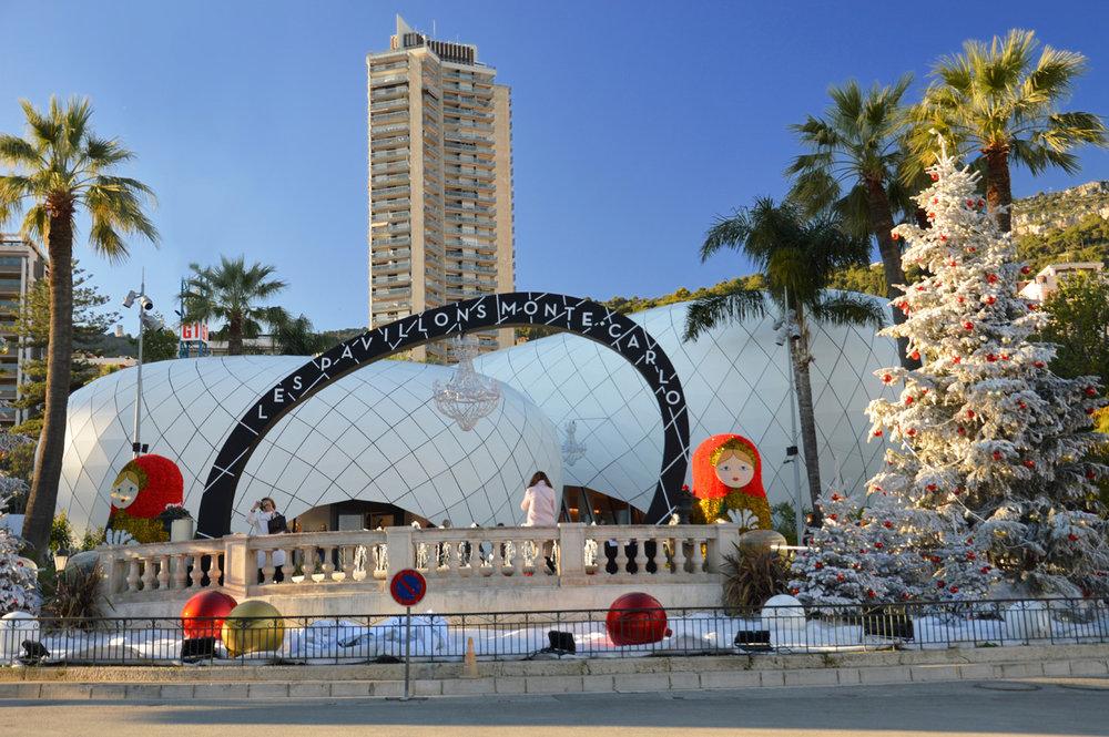 Les Pavillons Monte Carlo
