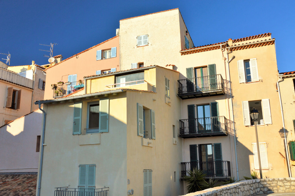 Houses in Antibes