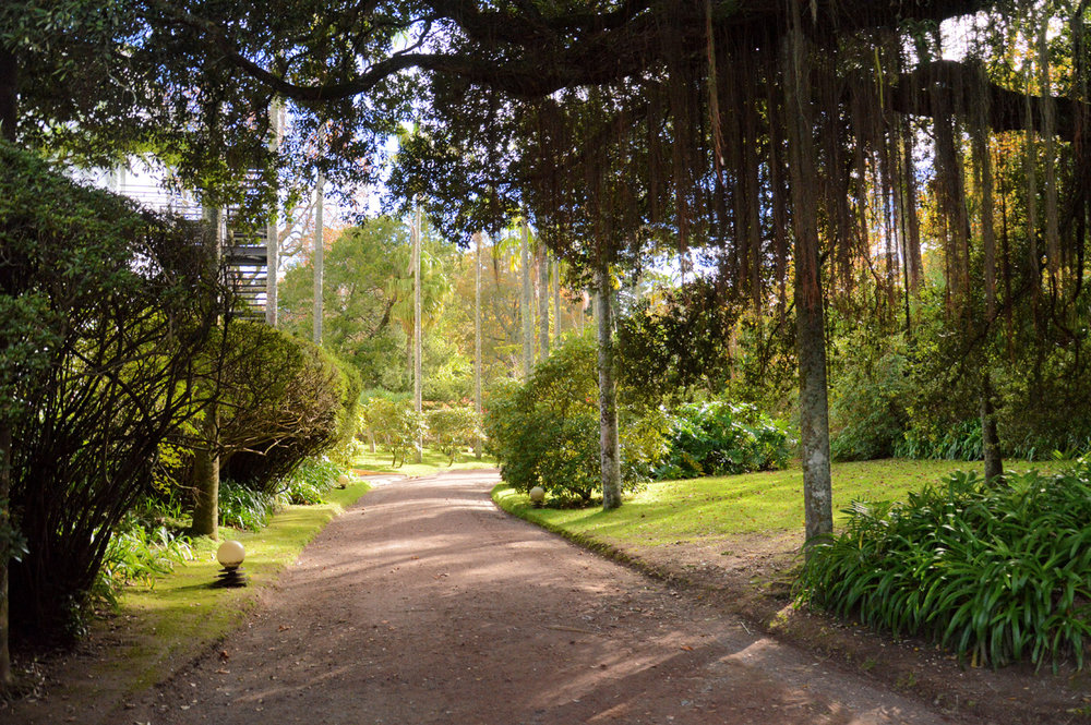 Terra Nostra gardens