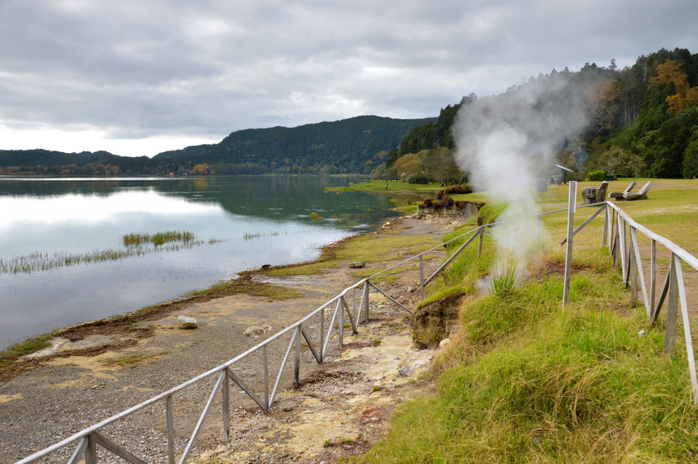 Furnas Lake
