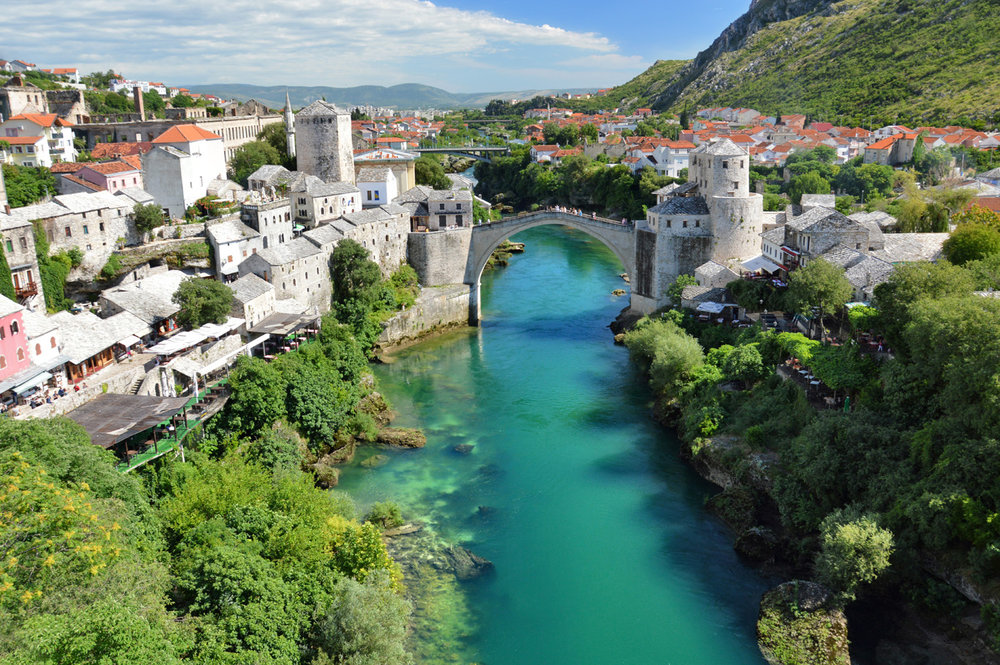 Mostar, Bosnia and Herzegovin