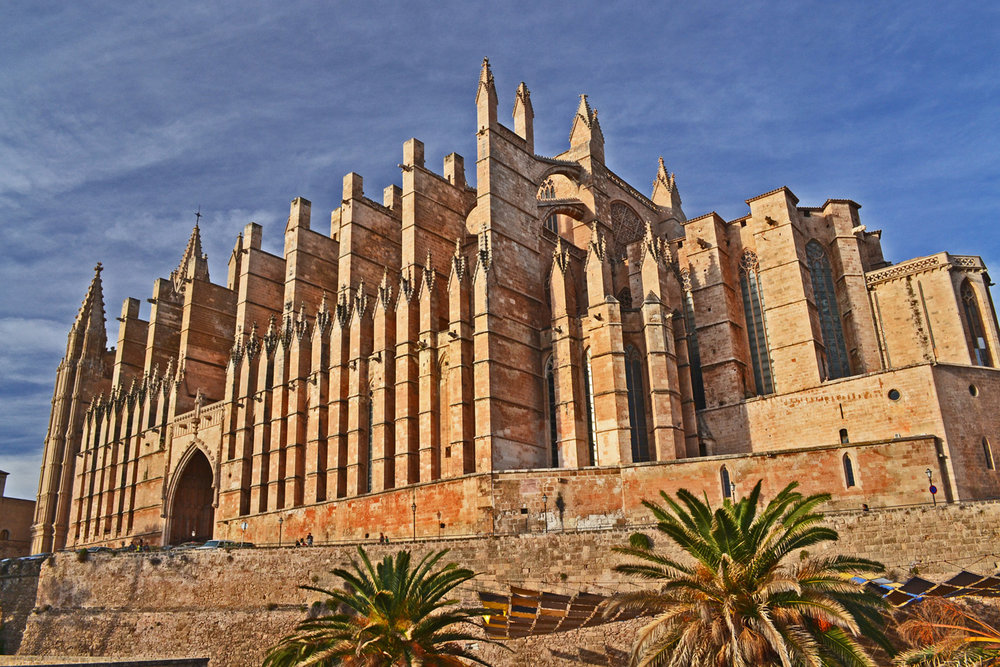 The Palma Cathedral    more info